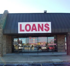 Western Finance Storefront in Joplin, mo