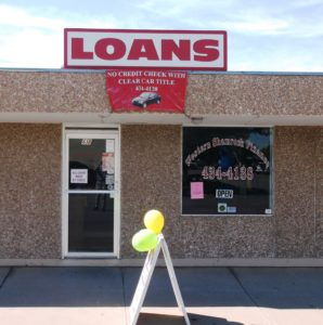 Western Finance Storefront in Alamogordo, nm