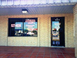 Western Finance Storefront in Hebbronville, tx