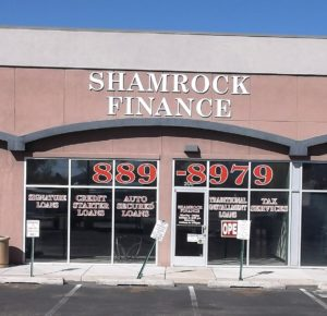 Shamrock Finance Albuquerque, NM