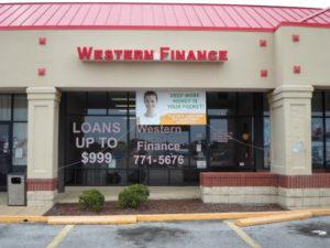 Western Finance Athens, AL