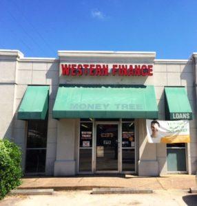 Western Finance Augusta, GA