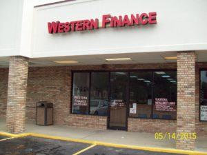 Western Finance Bay Minette, AL