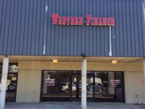 Western Finance Clanton, AL