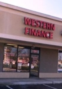 Western Finance Conyers, GA