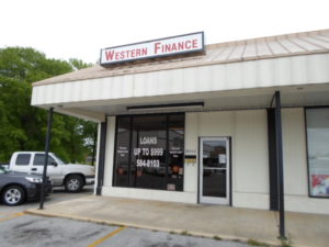 Western Finance Decatur AL