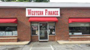 Western Finance Donalsonville, GA