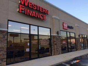 Western Finance Dothan, AL