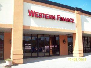 Western Finance Foley, AL