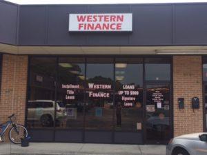 Western Finance Huntsville, AL