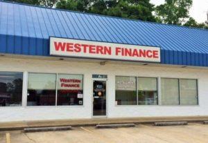 Western Finance LaGrange, GA