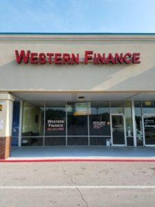 Western Finance Montgomery, AL