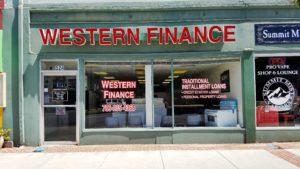 Western Finance Rome, GA