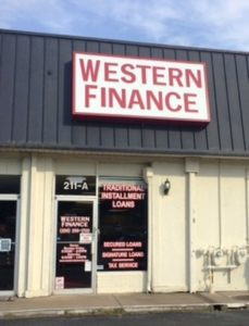 Western Finance Scottsboro, AL