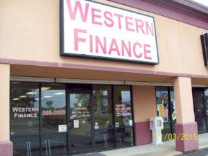 Western Finance Troy, AL