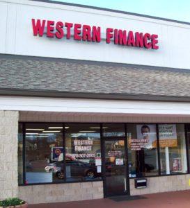 Western Finance Winder, GA