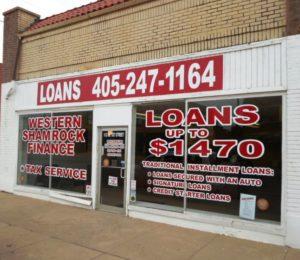 Western Shamrock Finance Anadarko, OK