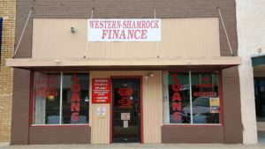 Western Shamrock Finance El Reno, OK