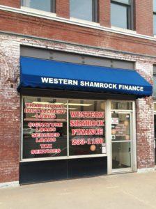 Western Shamrock Finance Enid, OK