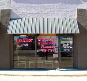 Western Shamrock Finance Eufaula, OK