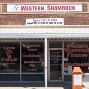 Western Shamrock Finance Guymon, OK