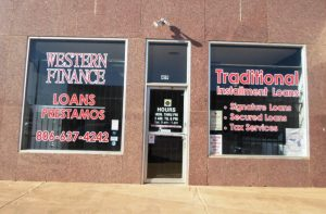 loan services in and around Brownfield, TX