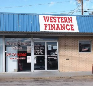Loan services in and around Breckenridge, TX