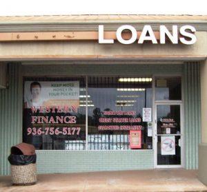 Personal Loans in Conroe, TX