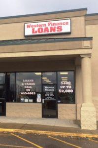 Clarksville, TN loan services