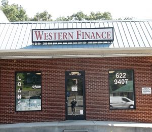 Loan services in East Ridge, TN