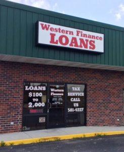 Morristown, TN  loan services