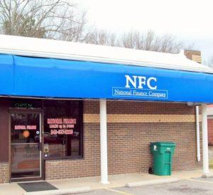 National Finance Company Cheraw, SC