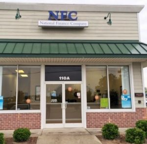 Personal loan services in and around Conway, SC!