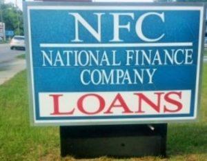 Loan services in Kingstree, SC.
