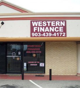 Personal Loans in Sulpher Springs, Texas