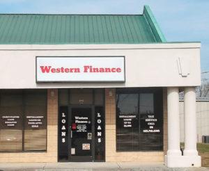 Western Finance Athens, TN