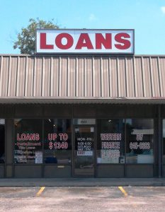 loan services in and around Cleburne, TX
