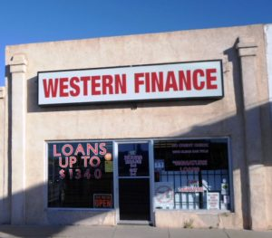 loan services in and around Fort Stockton, TX