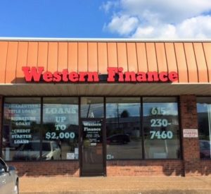 Western Finance Gallatin, TN