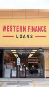 Western Finance Humble, TX