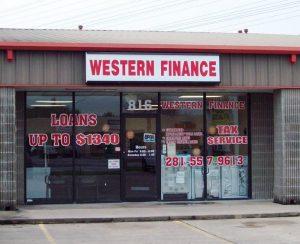 western-finance-league-city-tx