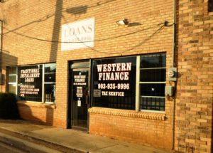 western-finance-marshall-tx