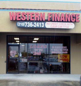 Personal Loan Services in San Antonio, TX