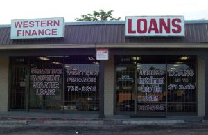 Personal Loan services in Waco, TX