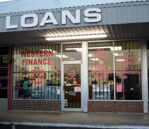 Personal Loan Services in Weatherford, TX