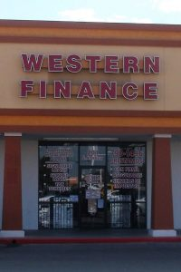 Loan Company El Paso TX