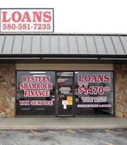 Western Shamrock Finance Lawton, OK